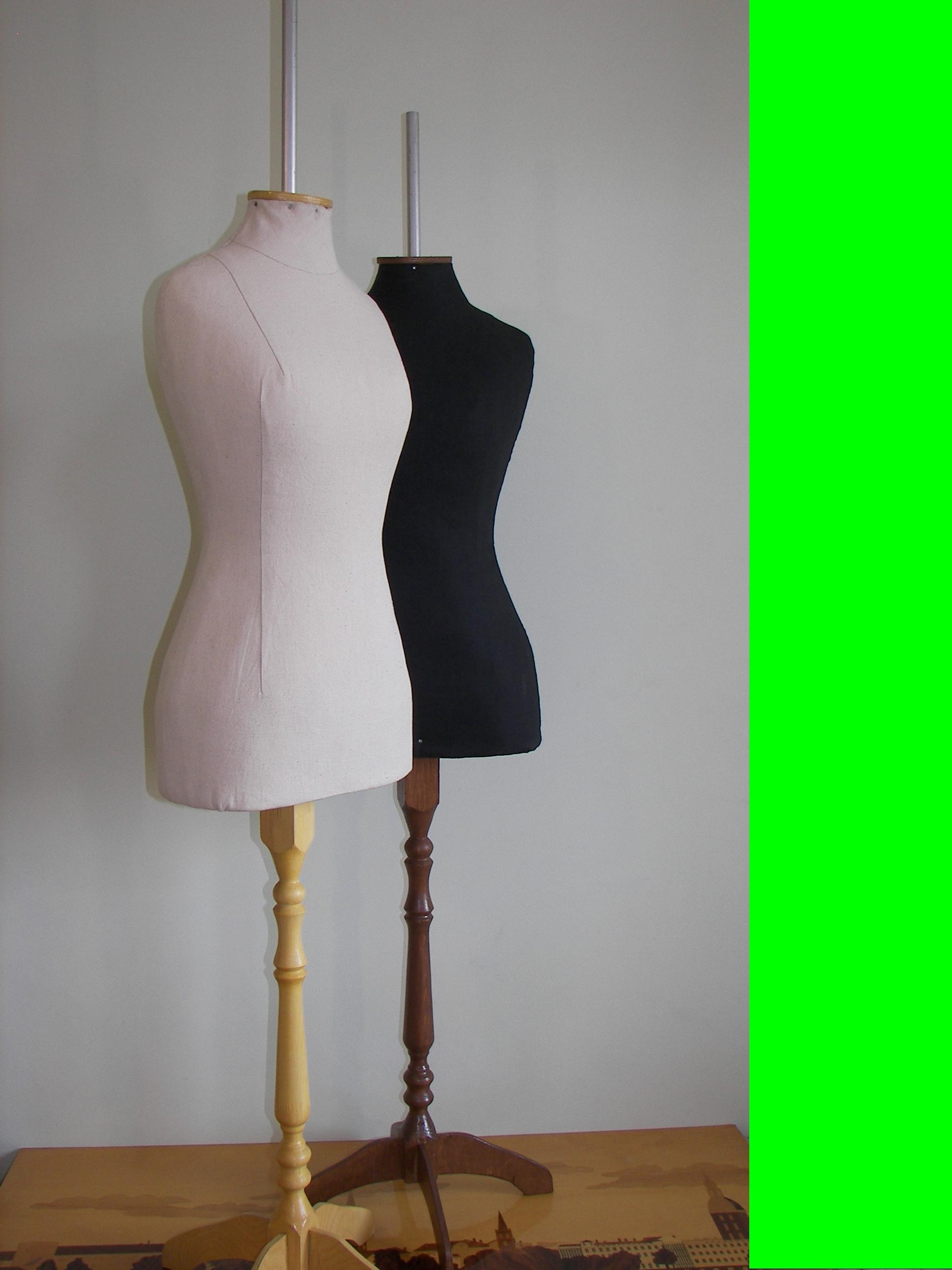 Манекены для одежды своими руками
